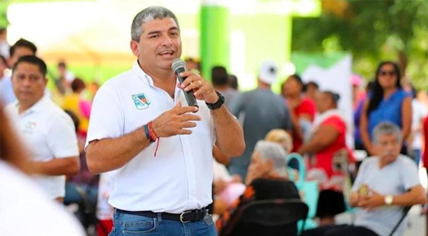 The most recent victim of political violence was Ignacio Sánchez