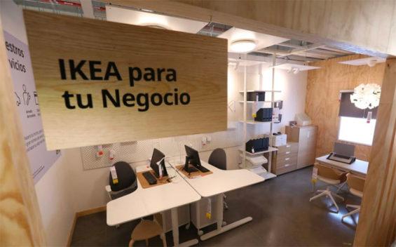 Ikea's new store
