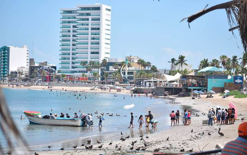 Hotels are expected to be filled to capacity during Semana Santa.