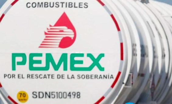 pemex truck