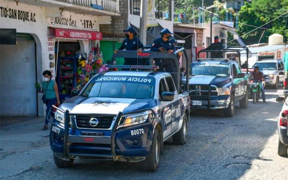 Pochutla police