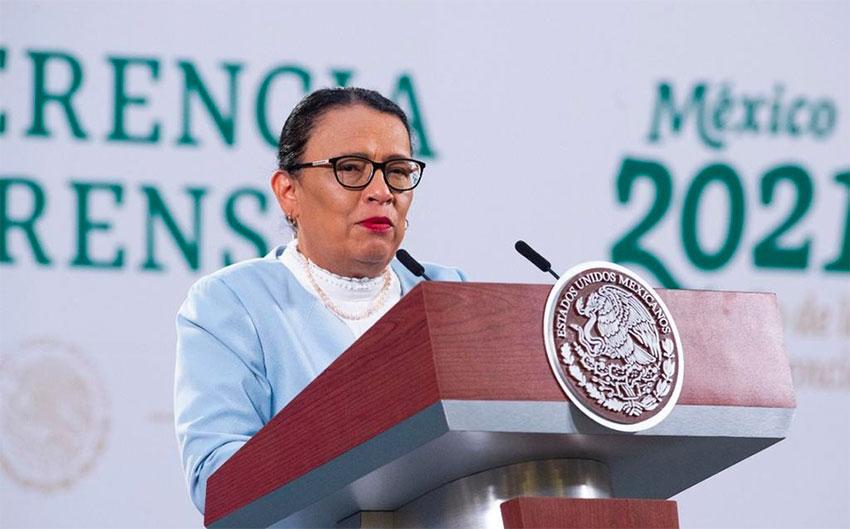 Security Minister Rodríguez