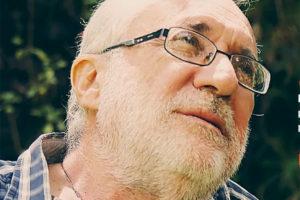 Poet-turned-activist Sicilia
