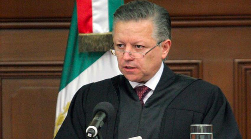 Chief Justice Zaldívar