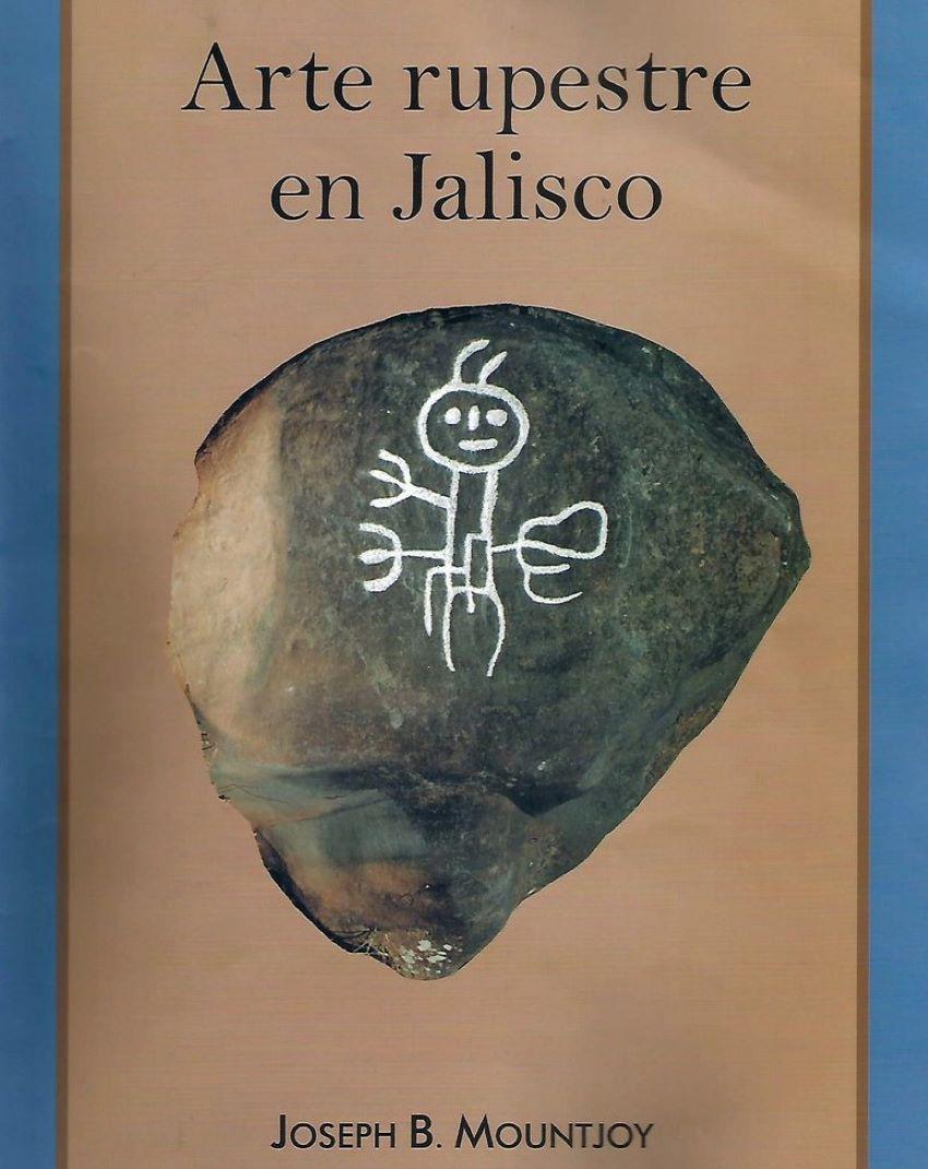 Arte Rupestre en Jalisco tiene 48 páginas y 43 ilustraciones.
