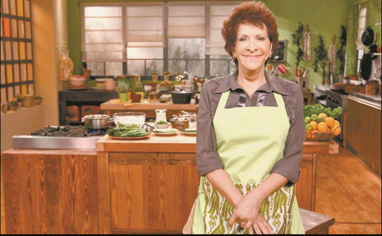 During the 1970s, Chepina Peralta had cooking shows on two of Mexico's major television networks.