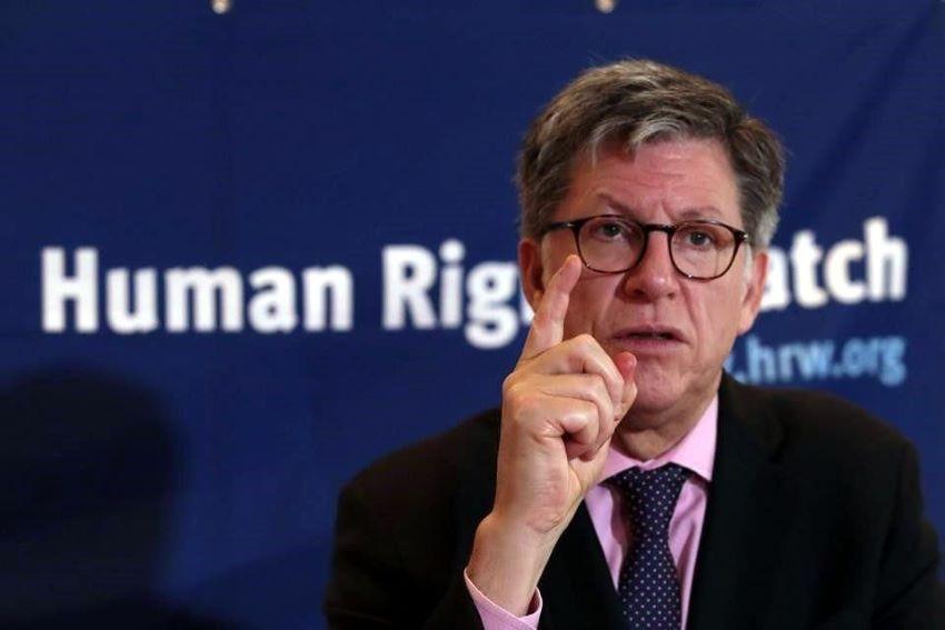 Americas director of Human Rights Watch José Miguel VivancoJosé Miguel Vivanco