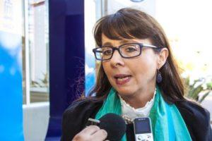 María Elena Álvarez Buylla, director of the National Council of Science and Technology.