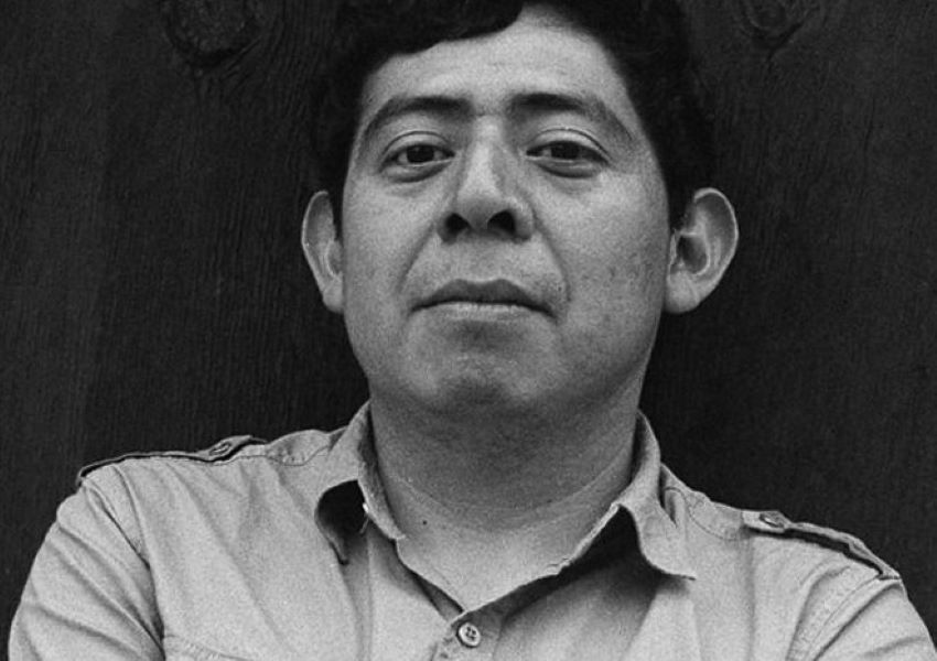 Author Pergentino José was born in 1981 in a Zapotec village. He is a champion of the Zapotec language and writes his books in his mother tongue.