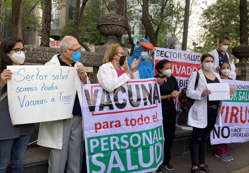At least 137 doctors who work in private practice have died from Covid-19, according to Unifacc, a national union that represents private sector doctors.