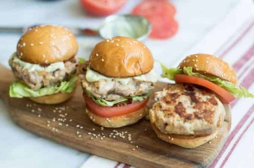 Bet you can't eat just one of these sliders.