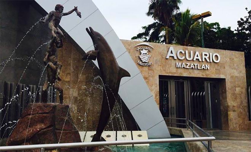 The existing Mazatlán Aquarium will close in October.