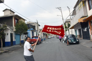San Gregorio Atlapulco's Barrio La Cruz neighborhood celebrates the Feast of the Holy Cross with a mix of indigenous and Catholic traditions going back centuries.