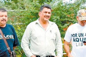 A file photo of former mayor Comparán.