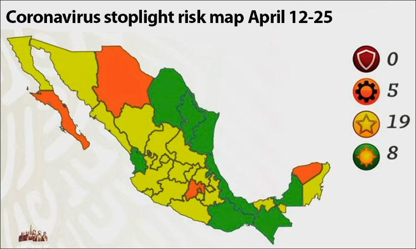 stoplight map