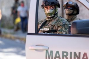 The arrest is a blow to the navy, considered Mexico's most trusted security force.