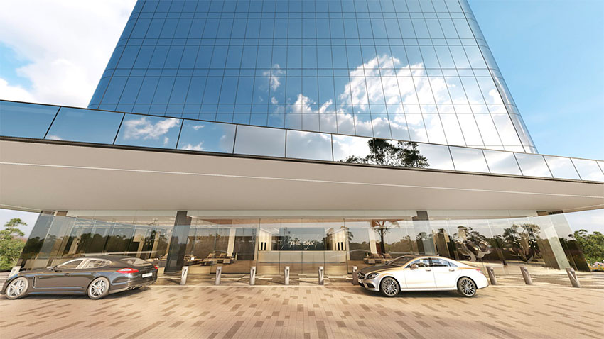 The Sky is being built on 10,000 square meters of land on Mérida's Periférico Norte.
