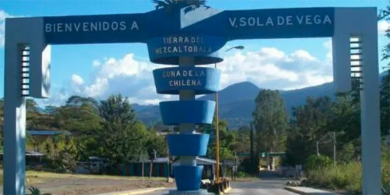 Sola de Vega, where the local government has been dismissed by the state.