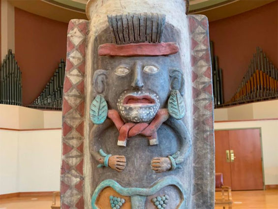 The pre-Hispanic artifact will be reunited with its 'twin' at the Museo de los Altos.