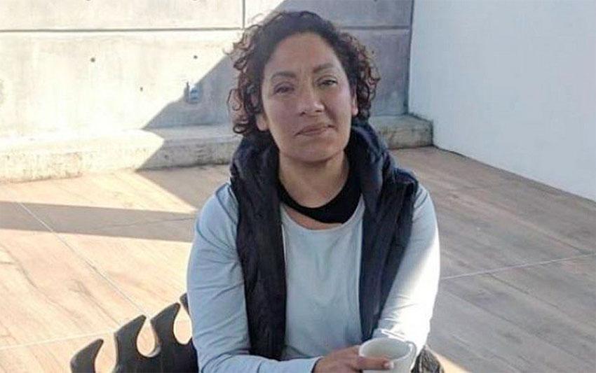 Claudia Uruchurtu disappeared in Nochixtlán.