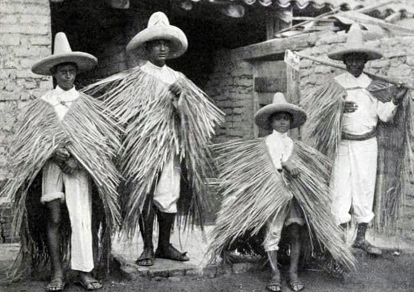 Men from San Juanito Escobedo, Jalisco