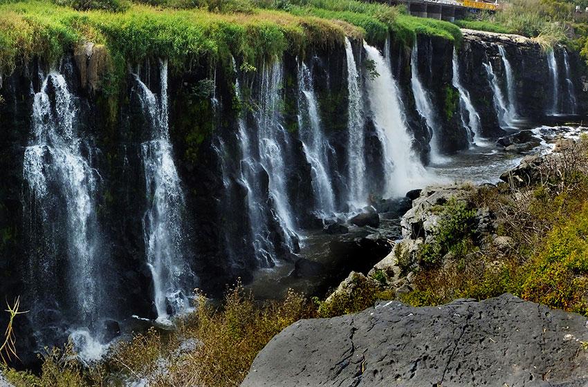 El Salto waterfalls