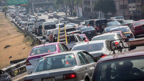 traffic Mexico City