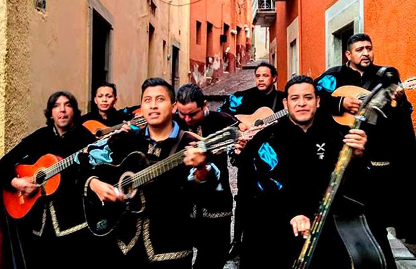 estudiantinas in Guanajuato