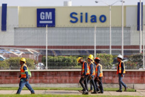 GM Silao plant