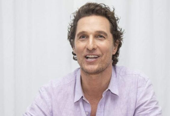 Matthew McConaughey interviewed by San Miguel Literary Sala