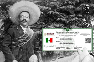 Pancho Villa and the CURP