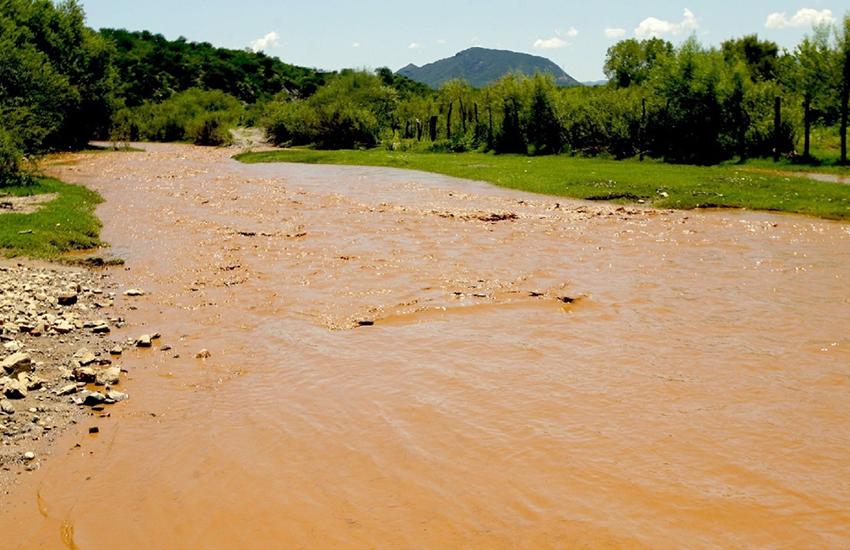 Waters at El Bajío, Sonora.