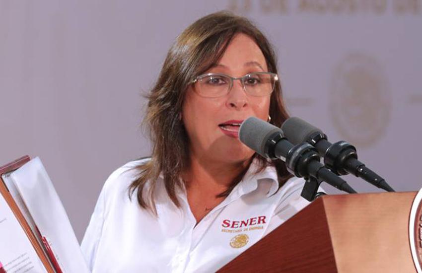 Rocio Nahle Garcia, menteri energi Meksiko