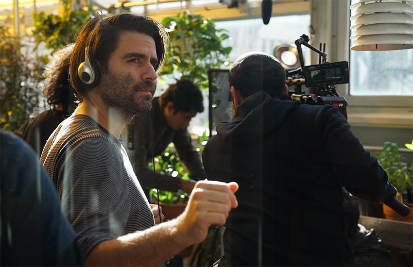 Son of Monarchs director Alexis Gambis