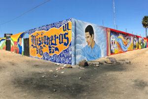 Rogelio Santos mural