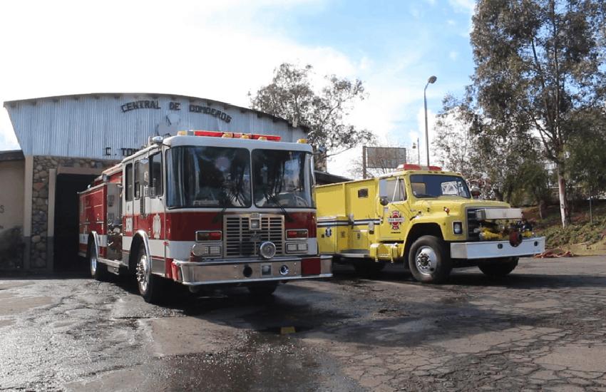 Tecate firehouse