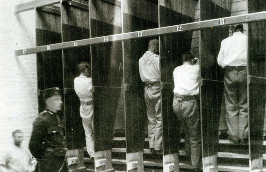 Victorian-era prisoners in Gloucester, England