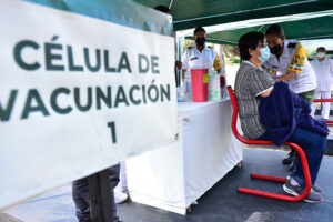 vaccination in Mexico