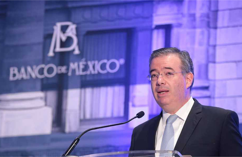 Banco de Mexico Governor Alejandro Díaz de León