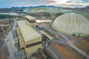 Grupo México's Buenavista copper mine in Sonora.