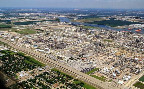 deer park oil refinery