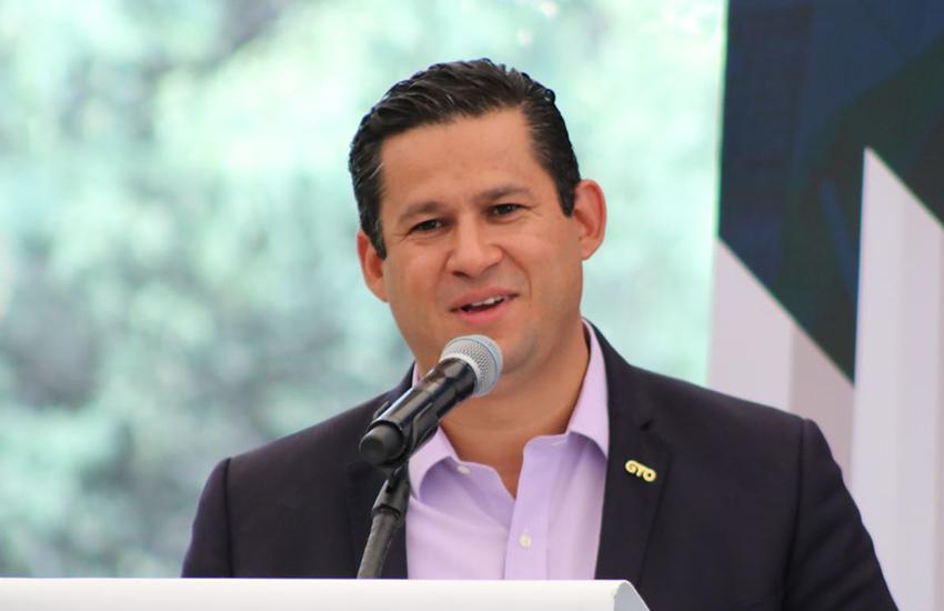 Guanajuato governor Diego Sinhue