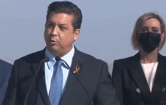 Tamaulipas Governor Francisco García Cabeza de Vaca.