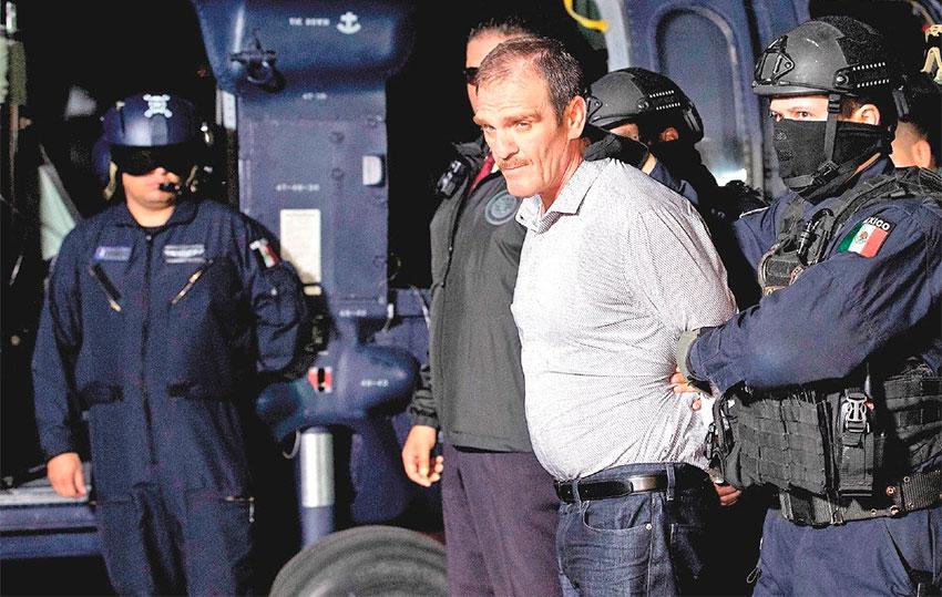 Héctor Luis Palma was an early contemporary of El Chapo Guzmán.