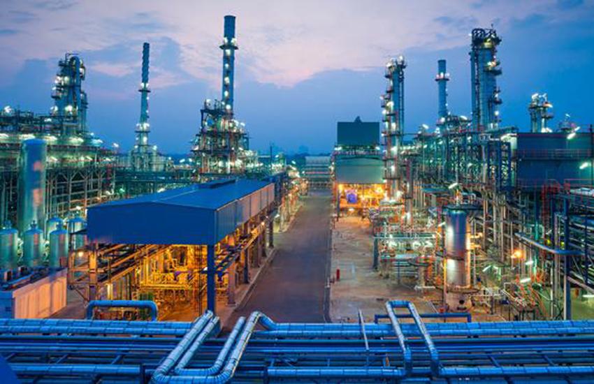 Pemex Refinery in Salina Cruz, Oaxaca