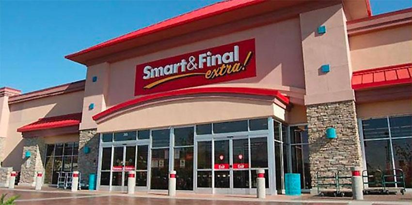 A Smart & Final store in California.