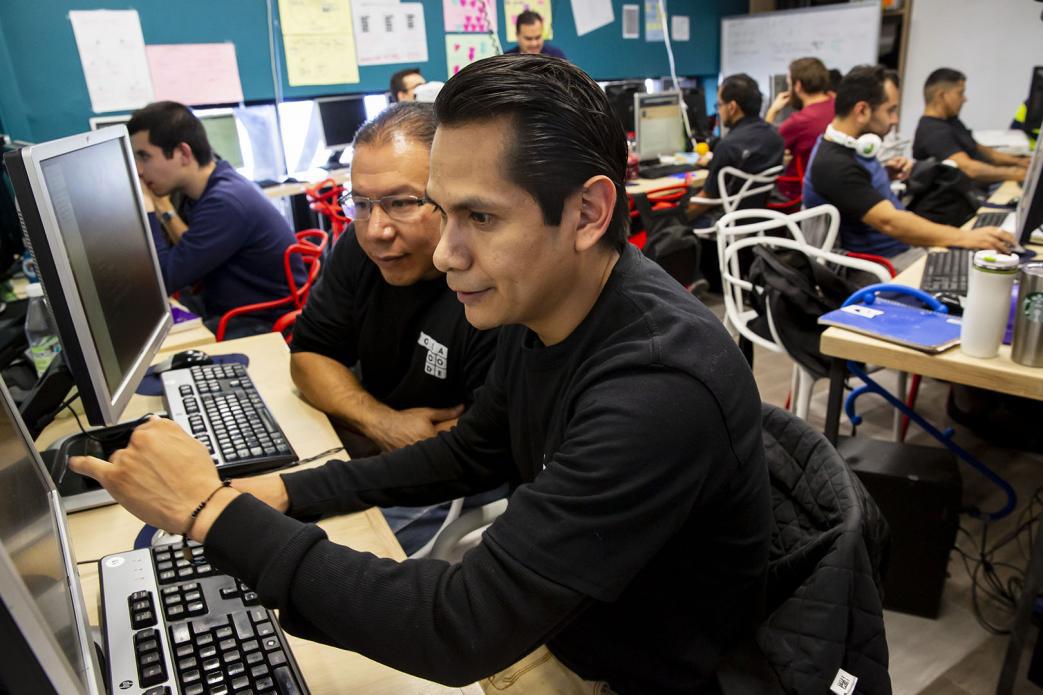 Orlando Mendoza of Hola Code