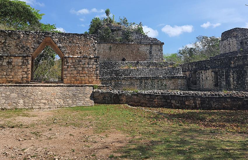 Archway at Ek' Balam