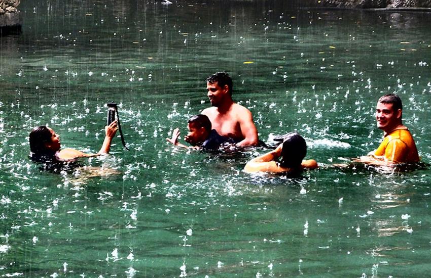 El Manto water park Nayarit, Mexico