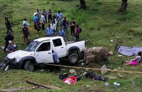 PRD members slain in Chiapas